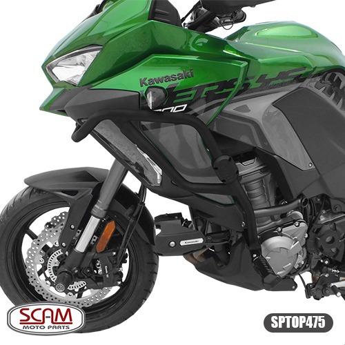 Protetor Motor Carenagem Versys1000 Tourer 2020+ Scam