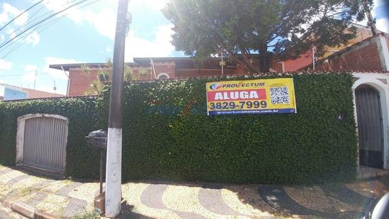 Casa Para Aluguel Em Jardim Baronesa - Ca270940