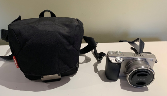 Camera Sony Alfa 6000 - Pro Mirrorless + Memorystick 8gb