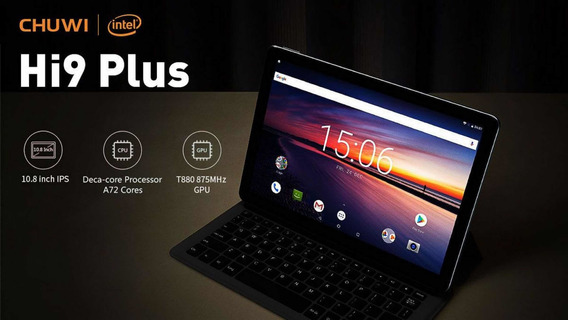 Tablet Chuwi Hi 9 Plus 64gb