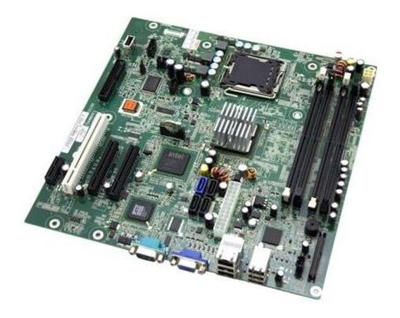 Placa Mae Dell Poweredge T100 Lga775 Pn 0t065f / T065f C/nf
