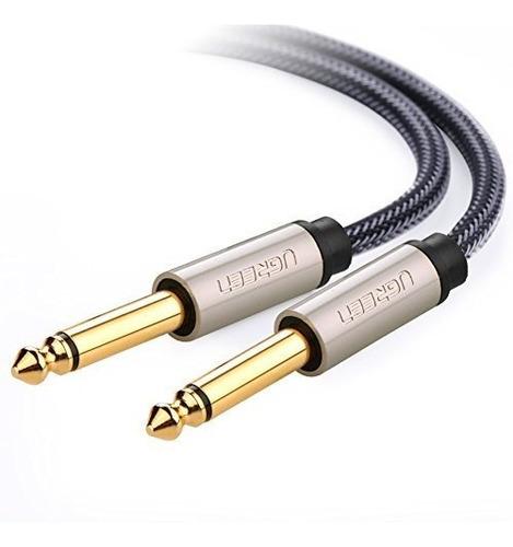 Imagen 1 de 7 de Ugreen Bañado En Oro Premium Overol 635 Mm Conector Jack 14
