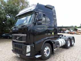 Volvo Fh 540 Globetrotter 6x4 Ano 2014 Bug Leve