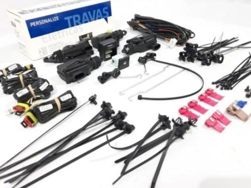 Imagem 1 de 3 de Kit Trava Elétrica 4 Portas Agile Original Gm 94730683