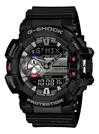 Reloj Casio G-shock Gba-400-1b-original