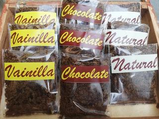 12 Sobresitos De Tabaco De Veracruz 12g C/u Natural / Aroma