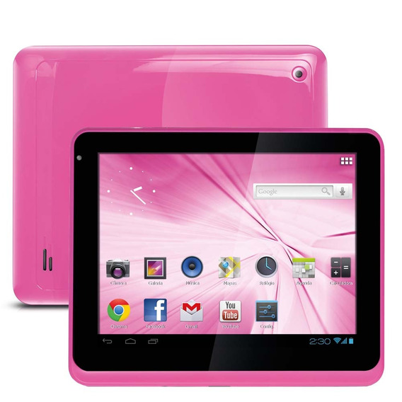 Tablet Multilaser M8