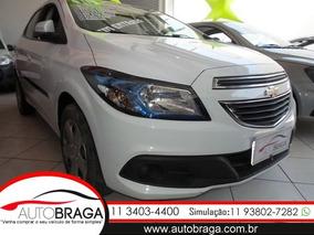 Chevrolet Prisma 1.4 Mpfi Lt 8v Flex 4p Autobraga