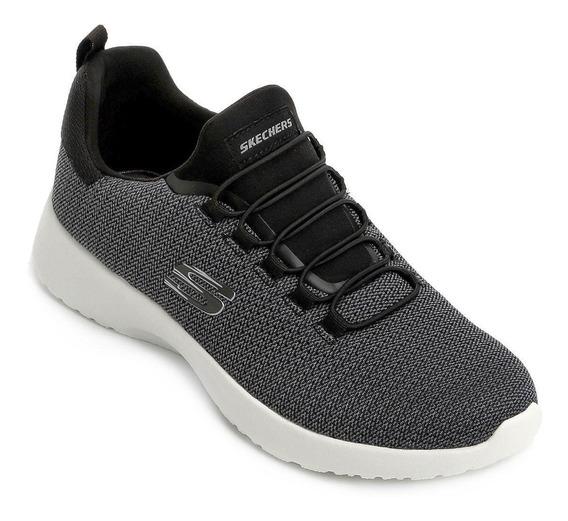 Tenis Masculino Skechers Dynamight 58360-blk