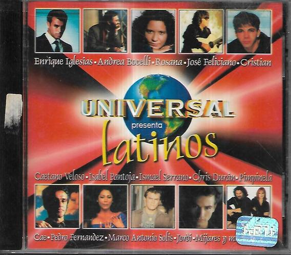 Cae Mijares Pimpinela Pantoja Temerarios Universal Latino Cd