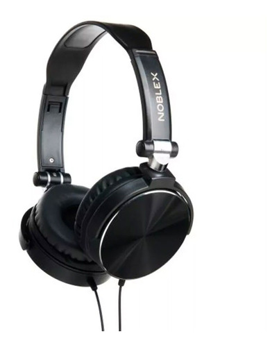 Imagen 1 de 3 de Auricular Vincha Noblex Hp107 Con Microfono