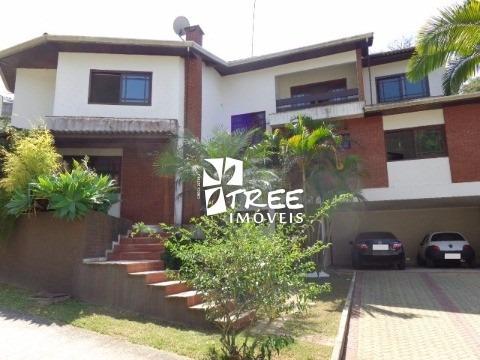 Vende - Casa -  Condomínio Arujázinho 5  - Arujá. Excelente Imóvel Sobrado Com At: 480 M² Ac: 380 M - Ca00050 - 1275762