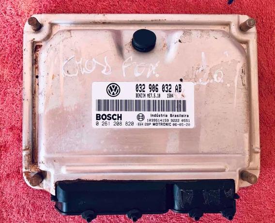 Módulo De Injeção - 0261208820/032906032ab Fox Polo 1.6 16v