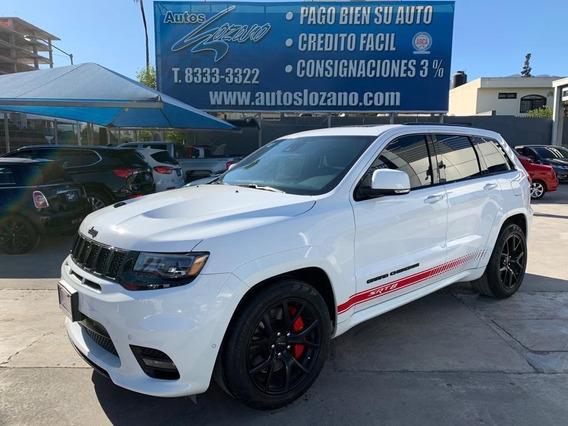 Jeep Grand Cherokee Srt 8 Cil 2018
