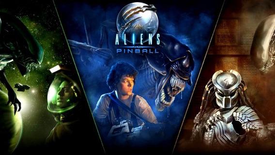 Pinball Fx2 Aliens X Predador