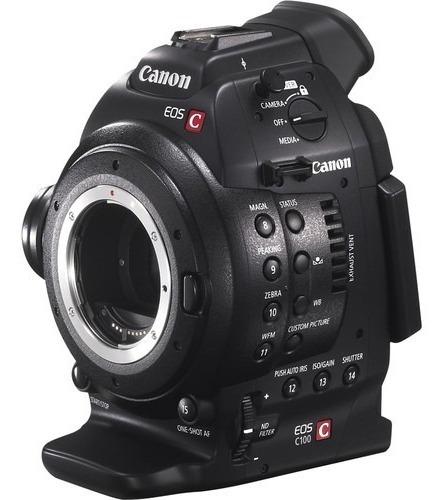 Canon Eos C100 Cinema Eos Camera With Dual Pixel Cmos Af