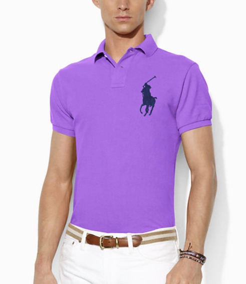 Chombas Big Pony Classic Fit Polo R Lauren (40% Off)