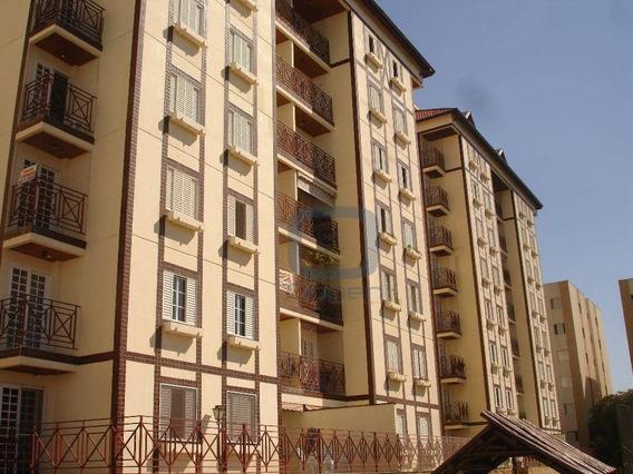 Apartamento Próximo Shopping D. Pedrol Para Locação, Santa Genebra, Campinas. - Ap0639