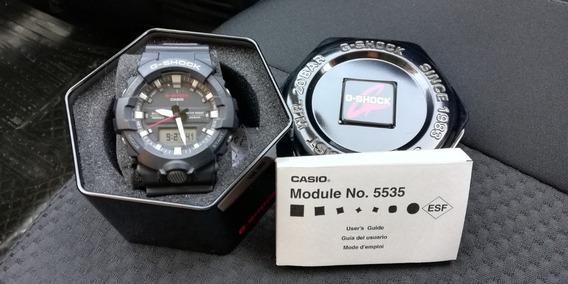 Reloj Para Caballero Casio G-shock Ga-800-1acr Negro
