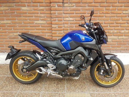 Yamaha Mt 09 Permuto Qr Motors