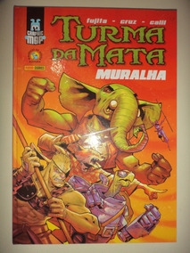 Graphic Msp Turma Da Mata Capa Dura Panini Books 2015 Excele