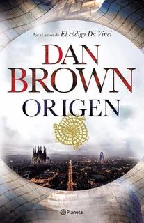 Origen - Dan Brown (planeta)