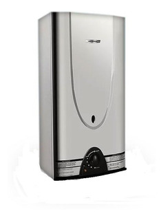 Calefon Universal 14lt Acero Inox S/piloto B/consumo S/a G/n
