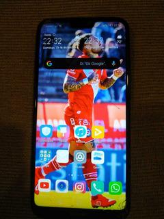 Huawei P20 Tiene Fracturada La Panta/ 64gb 4g Ram, Permutuo