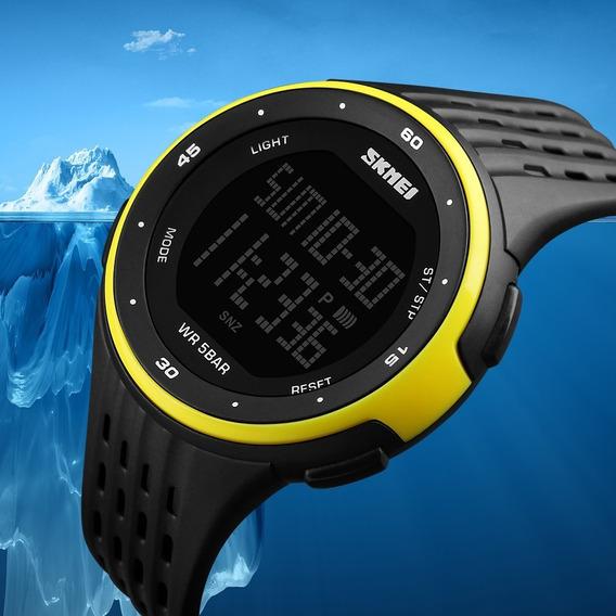 Relógio Digital Esportivo Unissex A Prova D