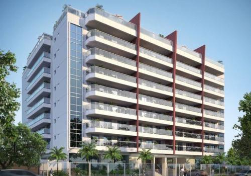 Apartamento À Venda No Bairro Freguesia (jacarepaguá) - Rio De Janeiro/rj - O-10267-19673