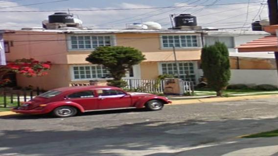 Excelente Inversión Casa En Atizapán Estado De México Remate Bancario