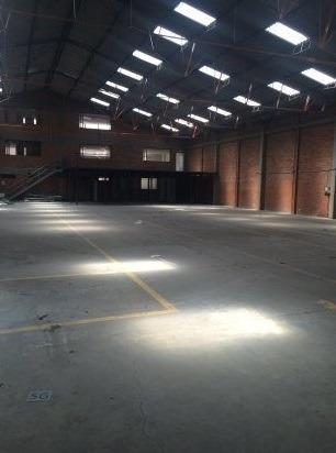 Bodega En Arriendo Montevideo, Zona Industrial