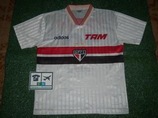Camisa São Paulo F. C. 2001 Penalty Home #9