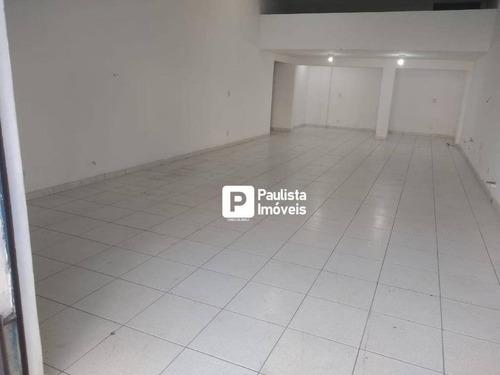 Imagem 1 de 9 de Loja Para Alugar, 160 M² Por R$ 5.500,00/mês - M Boi Mirim - São Paulo/sp - Lo0407