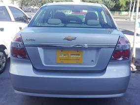 Chevrolet Aveo 1.6 Ls Aa Radio Airbag At 2018