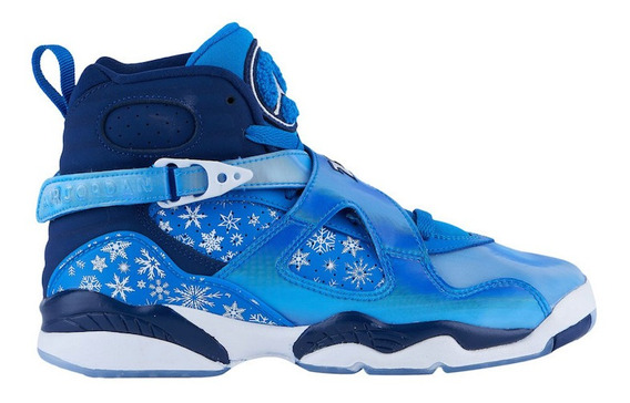 Tenis Air Jordan 8 snowflake Originales Nuevos!!!!!