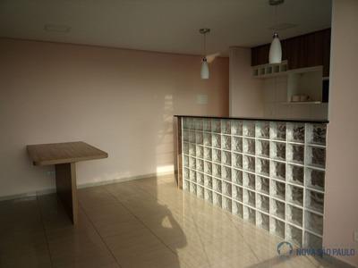 Apartamento Andar Alto Próximo Ao Metrô Sacomã - Ja20973