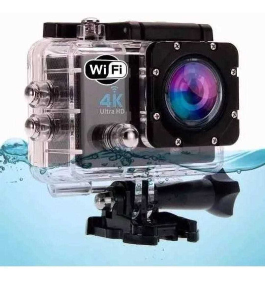 Camera Gopro 4k Action Pro Sport Hd Wifi Prova D