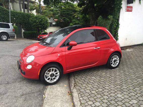 Fiat 500 Cult Dual ( 2015/2015 ) R$ 40.899,99
