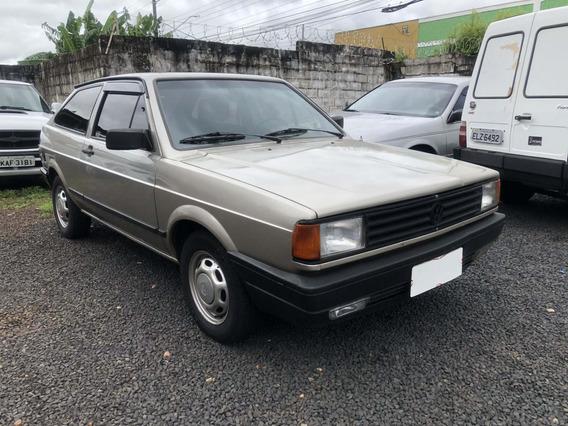 Volkswagen Gol Cl 1.6 Prata 1989