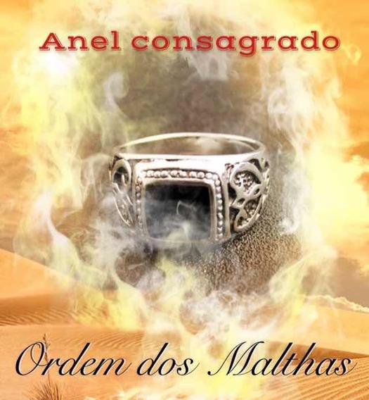 Anel Masc/feminino-consag. A Lúcifer