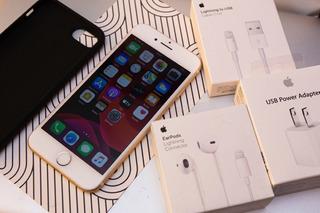 iPhone 7 Color Oro De 128 Gb Apple No Nokia Samsung Huawei