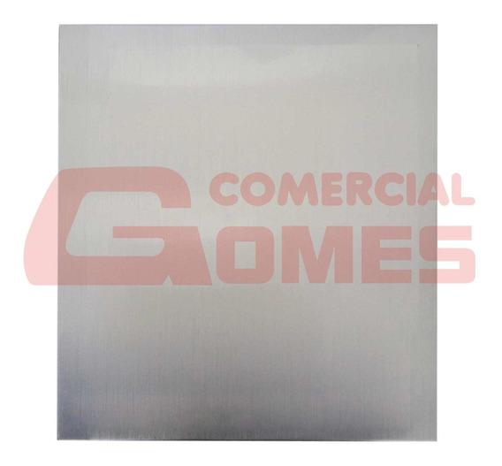 Album Em Aluminio Para 60 Fotos 20x25 Cm Squ-94008
