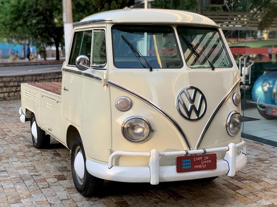 Volkswagen Kombi Pick-up - 1975
