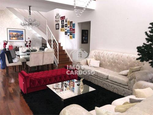 Imagem 1 de 20 de Cobertura Com 4 Dormitórios À Venda, 261 M² Por R$ 2.595.000 - Vila Leopoldina - São Paulo/sp - Co0781