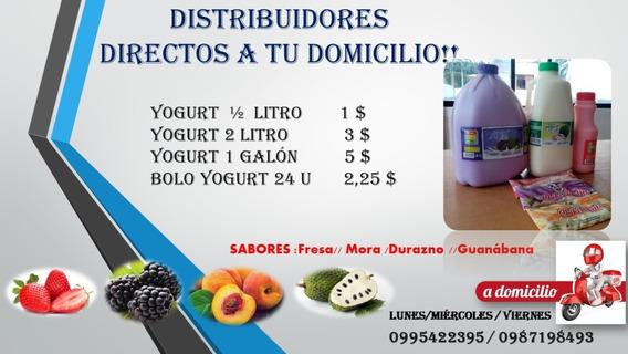 Yogurt De Venta