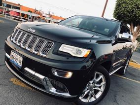 Jeep Grand Cherokee Summitt 2015 Remato Autos De Puebla