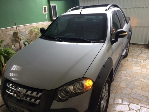 Fiat Strada Adventure Cd 2 Portas 1.8, 2012, Blindada