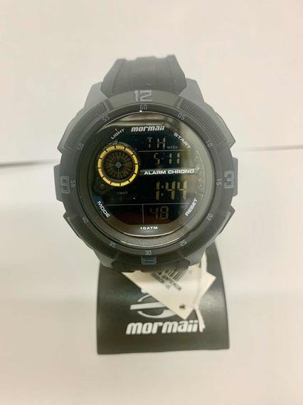 Relógio Mormaii Masculino Preto Mo9430ja/8y