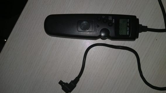 Cabo Disparador Intervalômetro Tc 1002 Canon Eos 6d 5d
